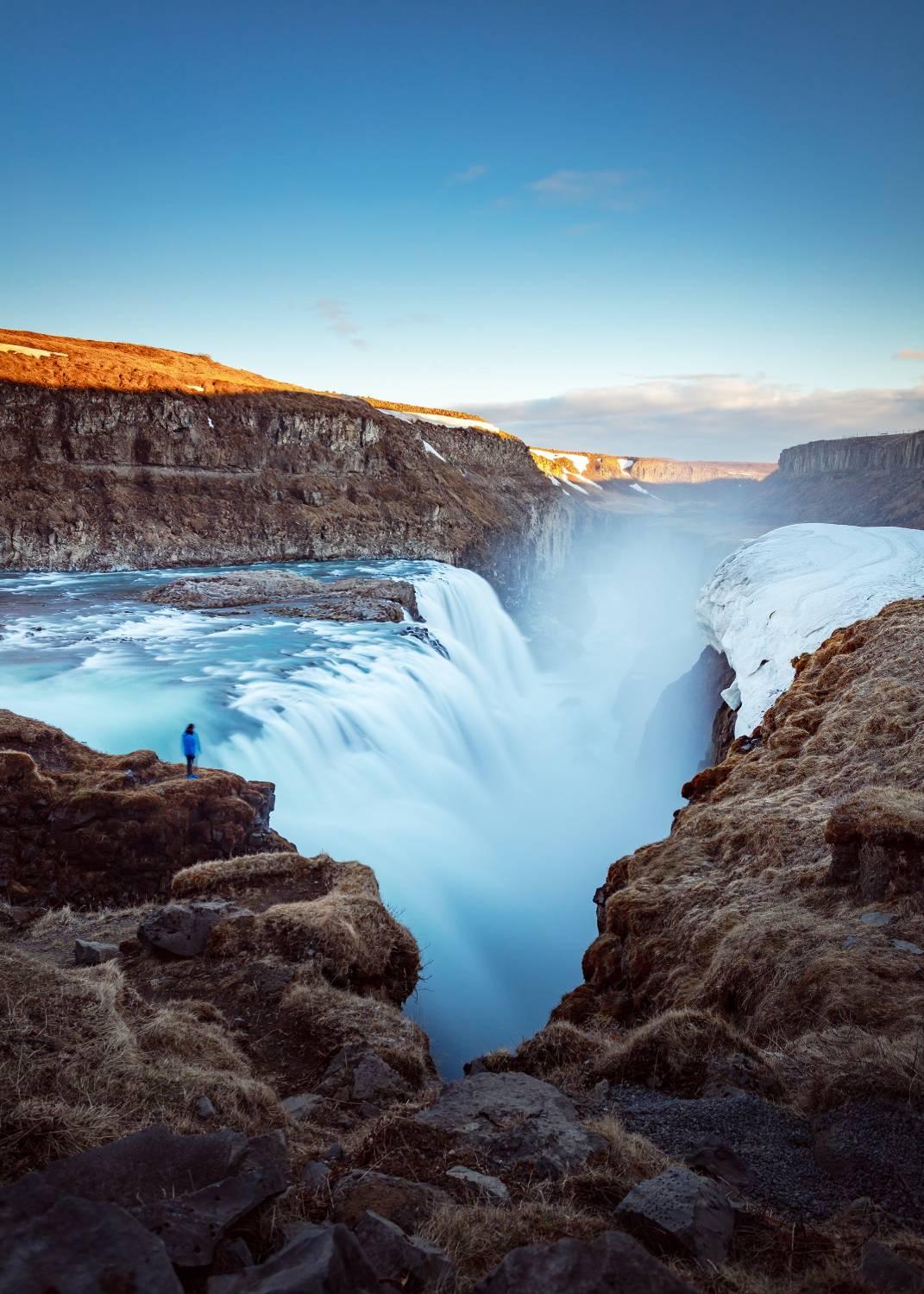 Island Foto von professionellen Fotografen mit Webseite von Marketing Agentur